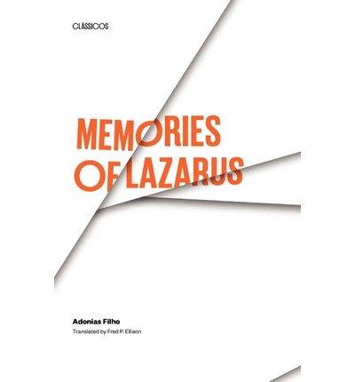 Memories of Lazarus_Adonias Filho