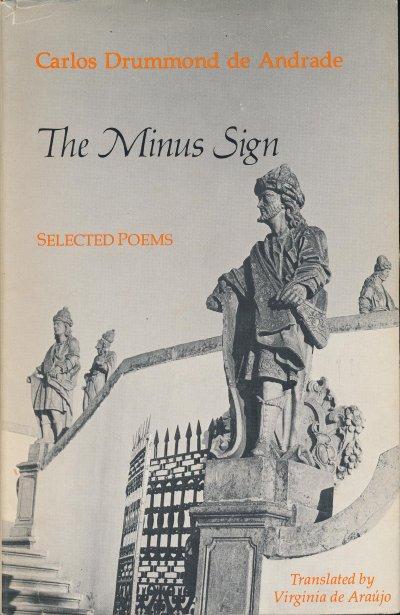 Minus Sign_Carlos Drummond de Andrade