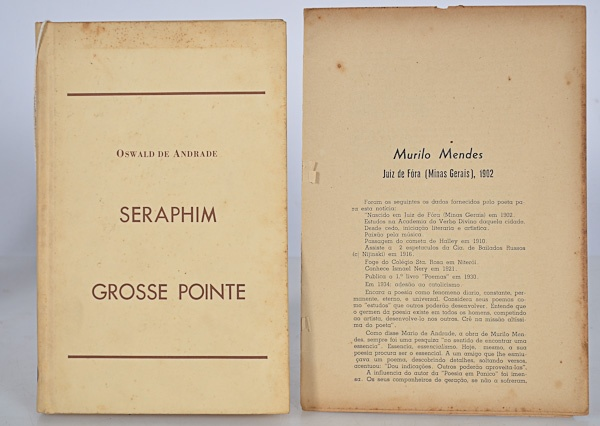 Seraphim Grosse Pointe_Oswald de Andrade